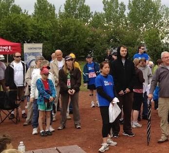 Hope RunWalk Calgary Volunteers 2012