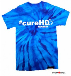 CureHD tee shirt