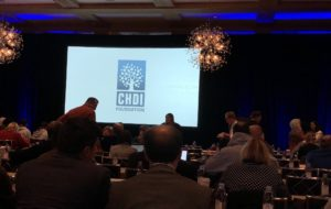 CHDI Conference: Day One