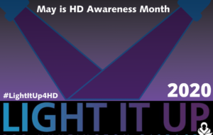 #LightItUp4HD 2020