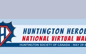 Huntington Heroes National Virtual Walk
