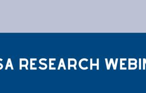 HDSA RESEARCH WEBINAR   APRIL 29TH AT 12PM (ET)